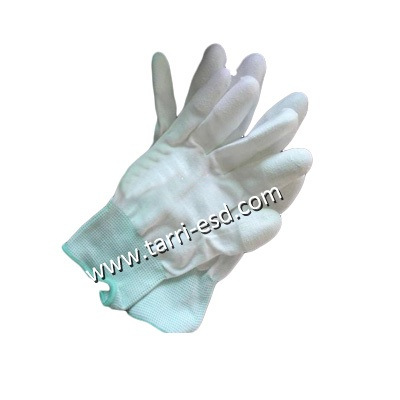 Cleanroom Pu top fit glove