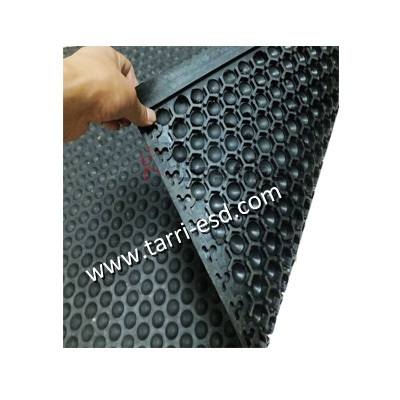 ESD anti-slip rubber mat