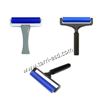 Silicone sticky roller