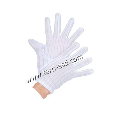 ESD stripe glove