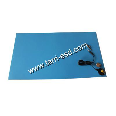 2 Layers ESD table mat with grounding cord